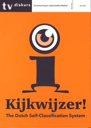 Kijkwijzer! The Durch Self-Classification System